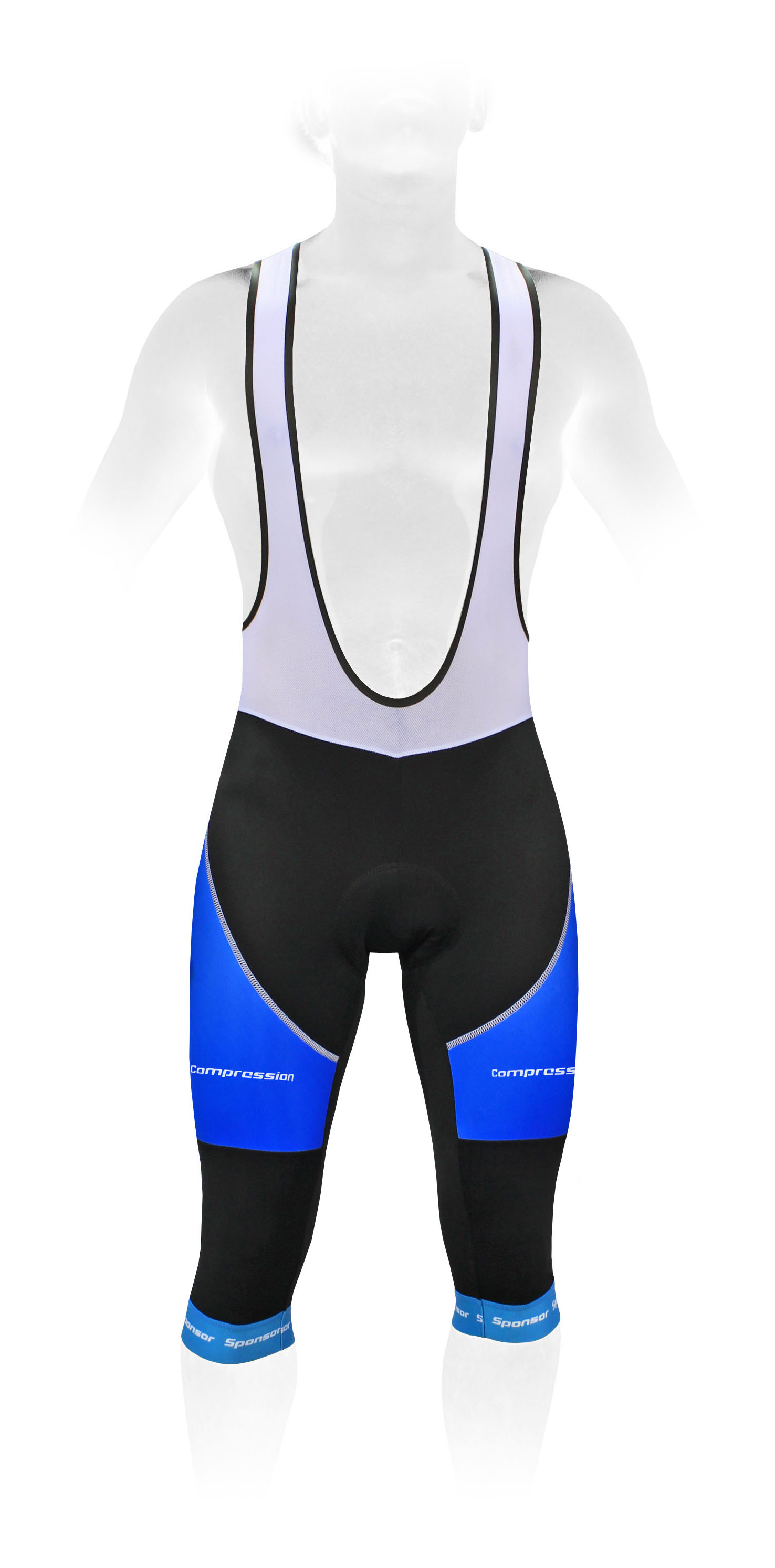 BIB KNICKER COMPRESSION