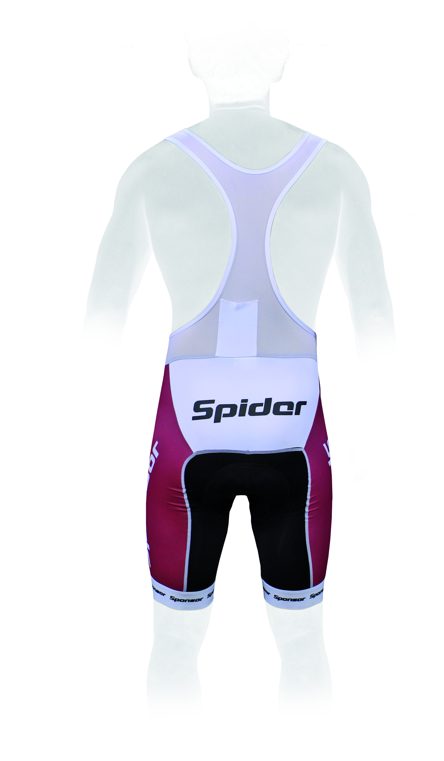 BIB SHORT SPIDER