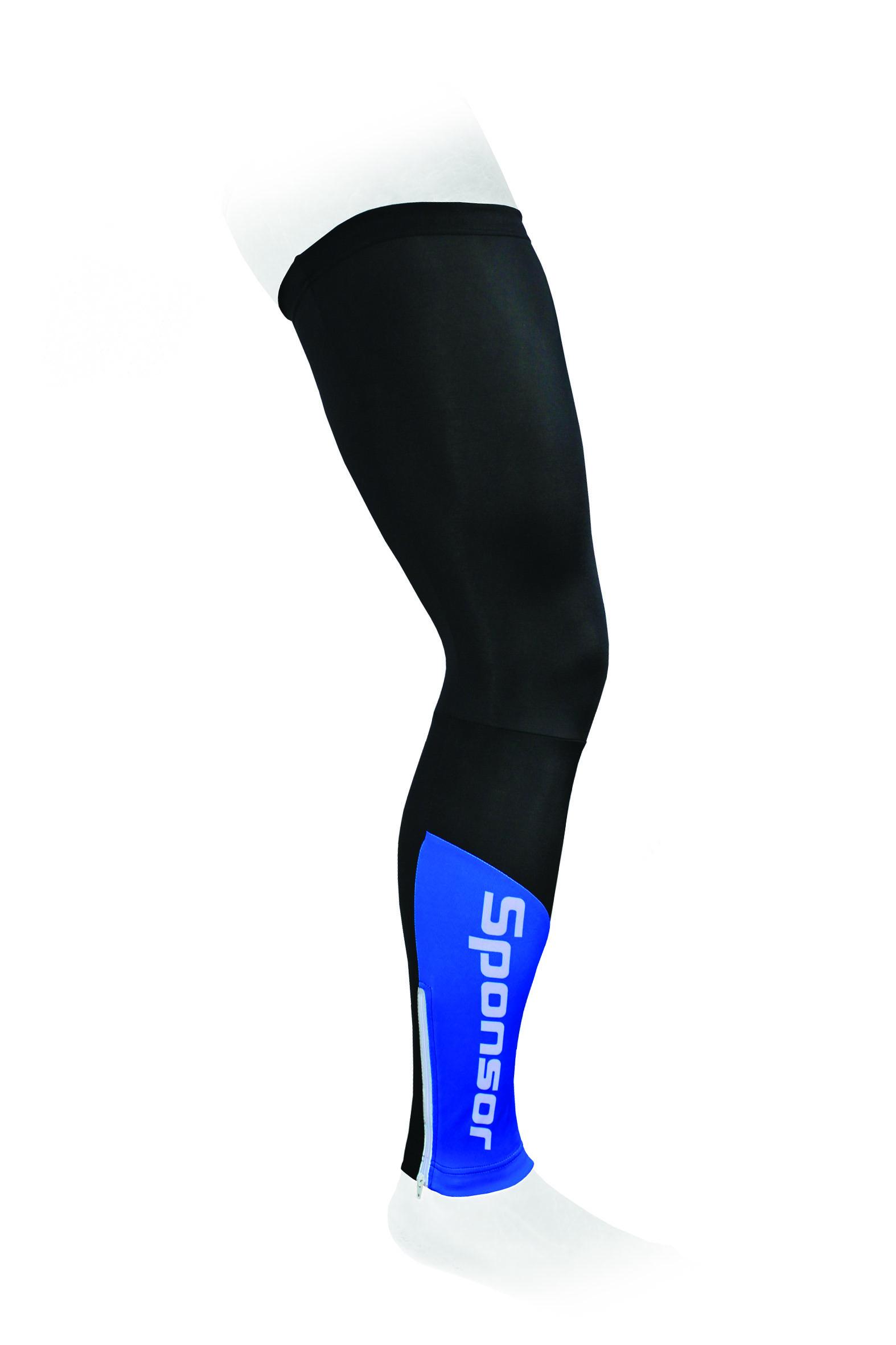 LEG WARMER ZIP