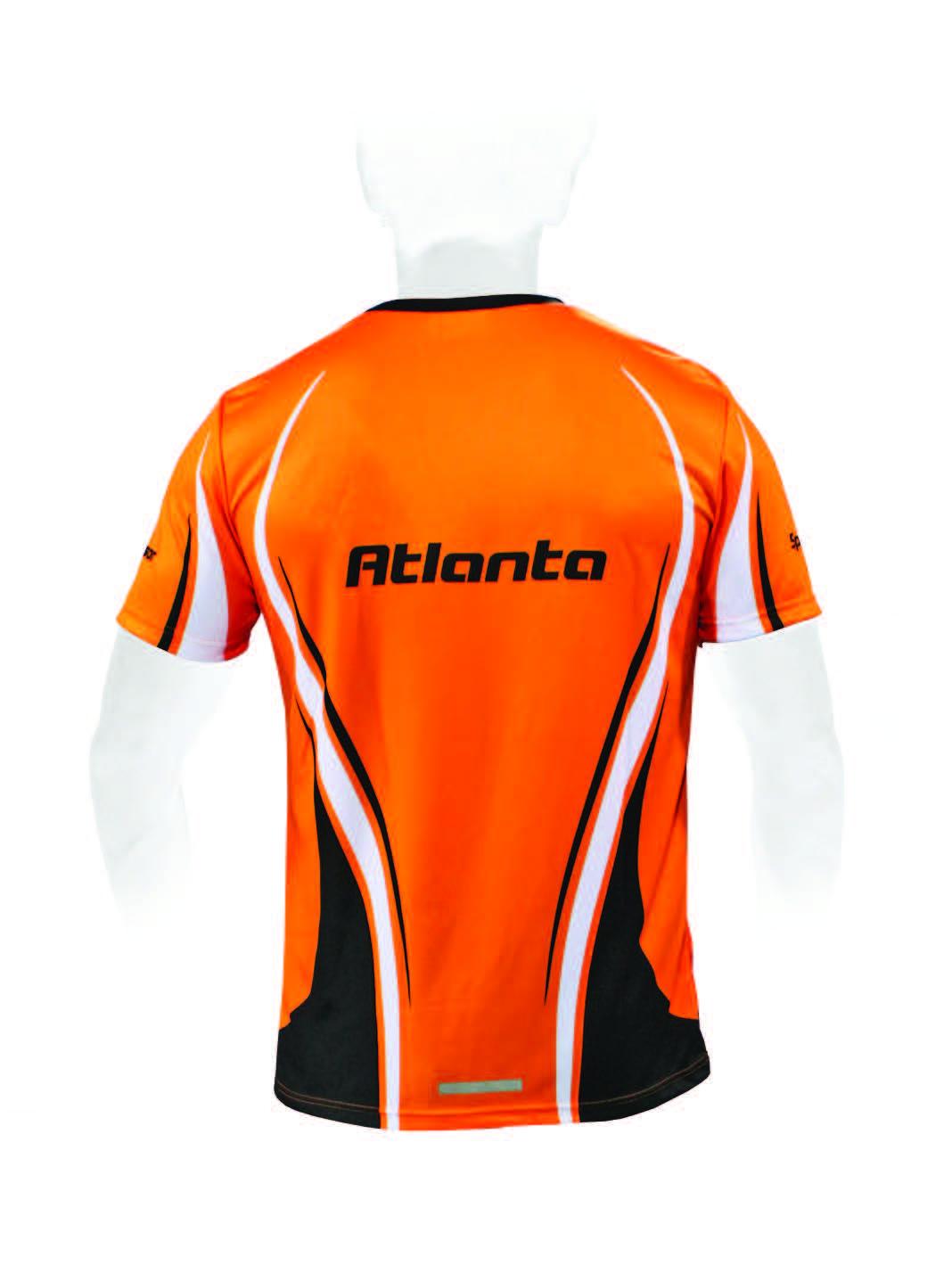 ATLANTA - 710201 dietro
