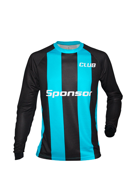 LS JERSEY SOCCER ROUND COLLAR GOALKEEPER MEN reinforced