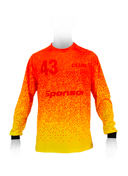 LS JERSEY SOCCER ROUND COLLAR GOALKEEPER MEN
