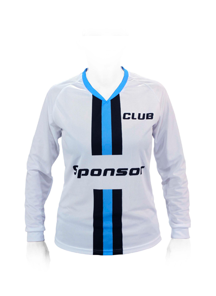 LS JERSEY SOCCER V-COLLAR GOALKEEPER WOMEN