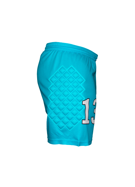 SHORTS SOCCER GOALKEEPER WOMEN reinforced