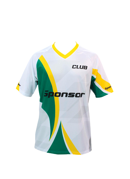 SS JERSEY HANDBALL MEN V-COLLAR