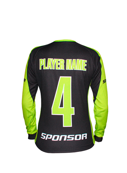 LS JERSEY HANDBALL GOALKEEPER SIDE INSERTS WOMEN