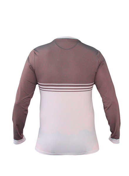 LS JERSEY TENNIS ROUND COLLAR MEN