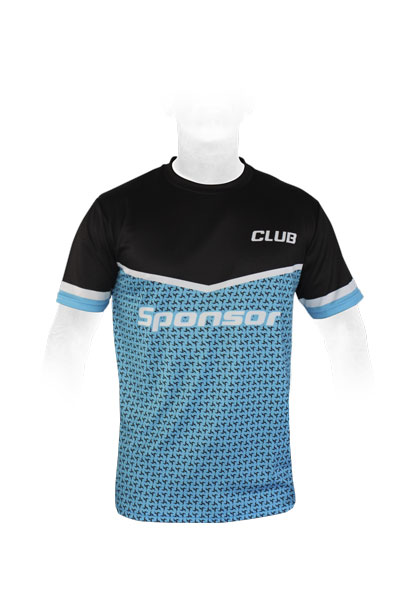 SS JERSEY MULTISPORT ROUND SLEEVES KIDS