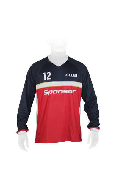 LS JERSEY GOALKEEPER UNIHOCKEY MEN